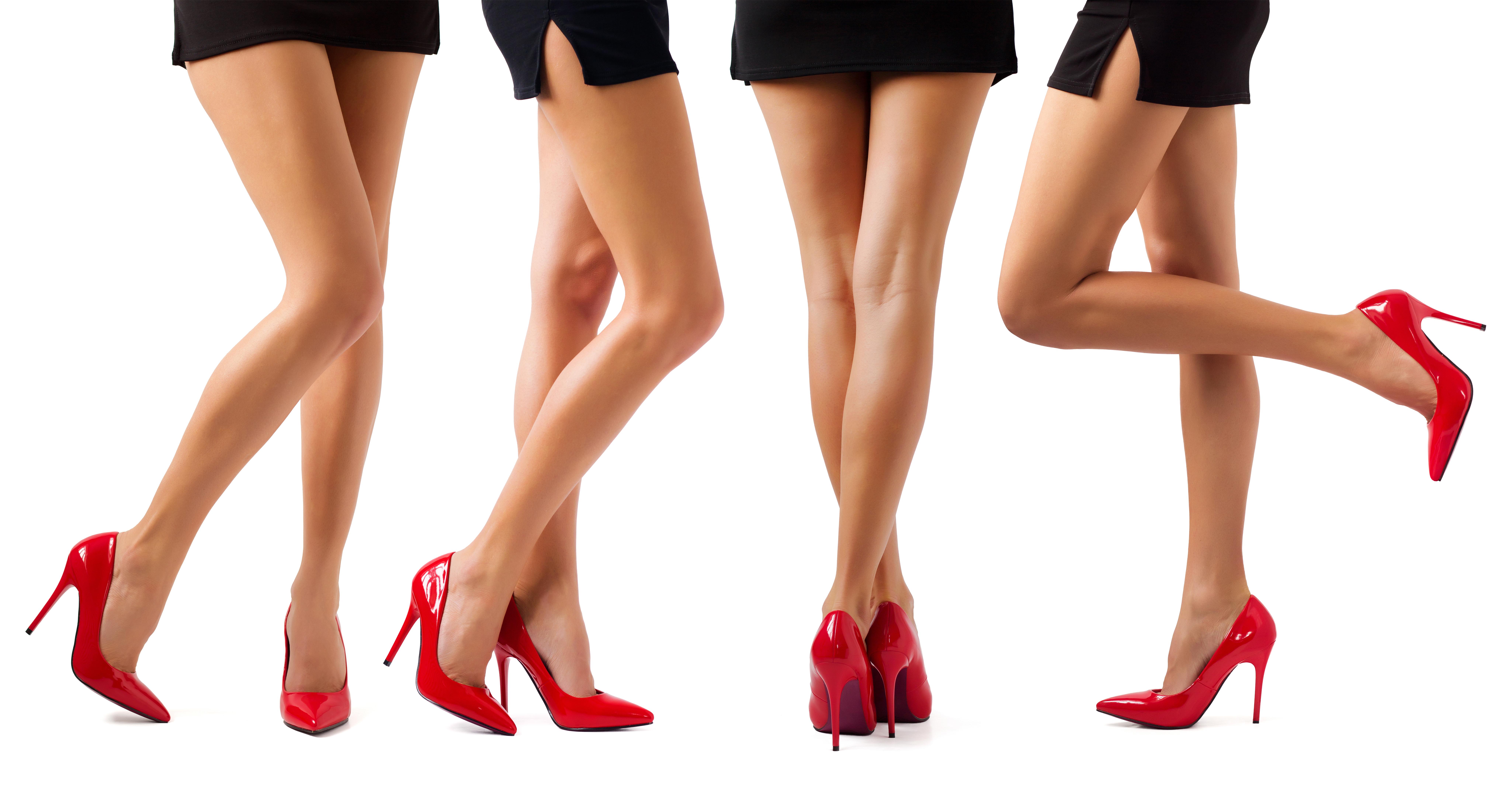 Sexy Leg Women 109